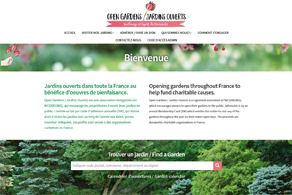 Open Gardens/Jardins Ouverts